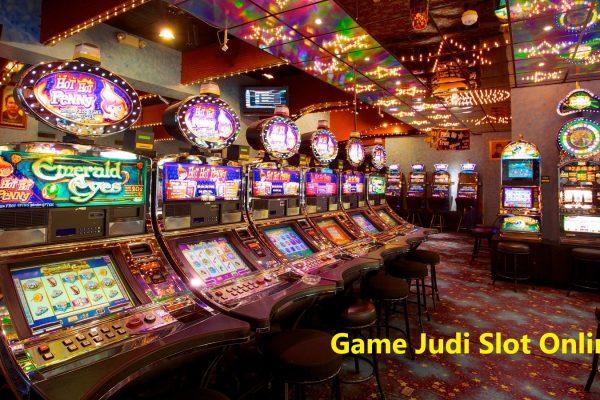 Game Judi Slot Online Terbaru Uang Asli