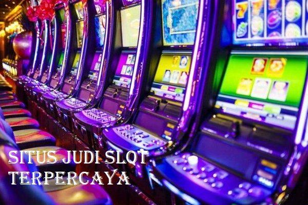 Situs Judi Slot Mesin Online Terbaru