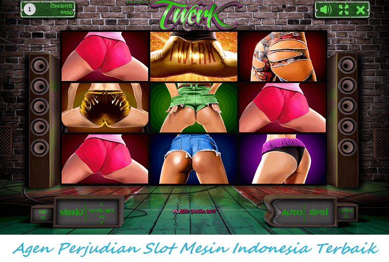 Agen Perjudian Slot Mesin Indonesia Terbaik