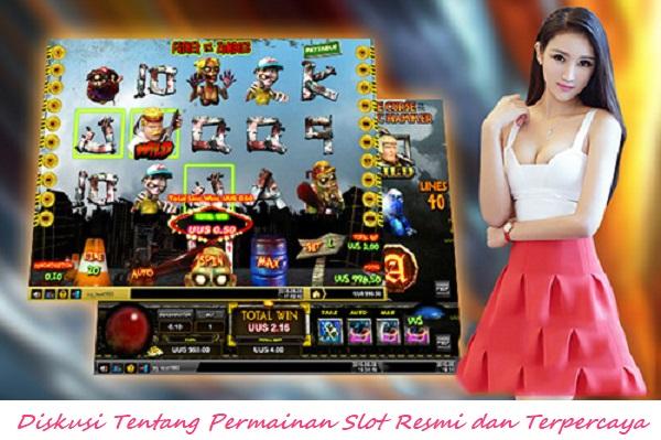 Diskusi Tentang Permainan Slot Resmi dan Terpercaya